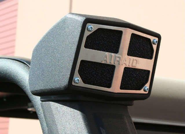 AIRAID system snorkel and air filter for Polaris Ranger XP700-800  09/10