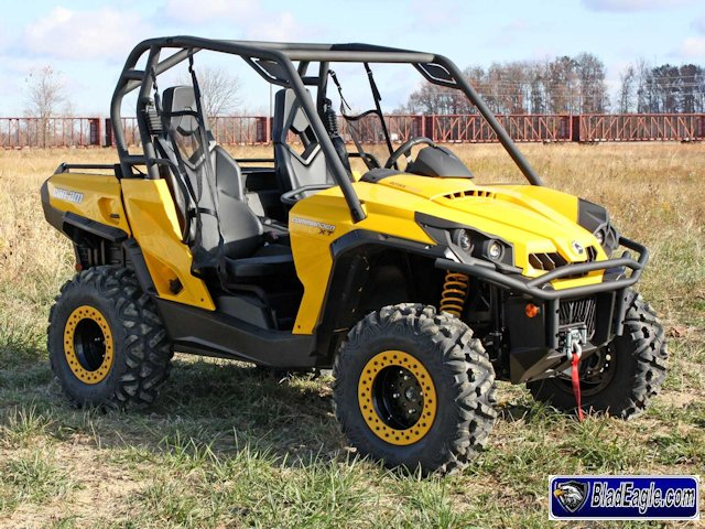 Lift kit 6.5cm Can Am Commander