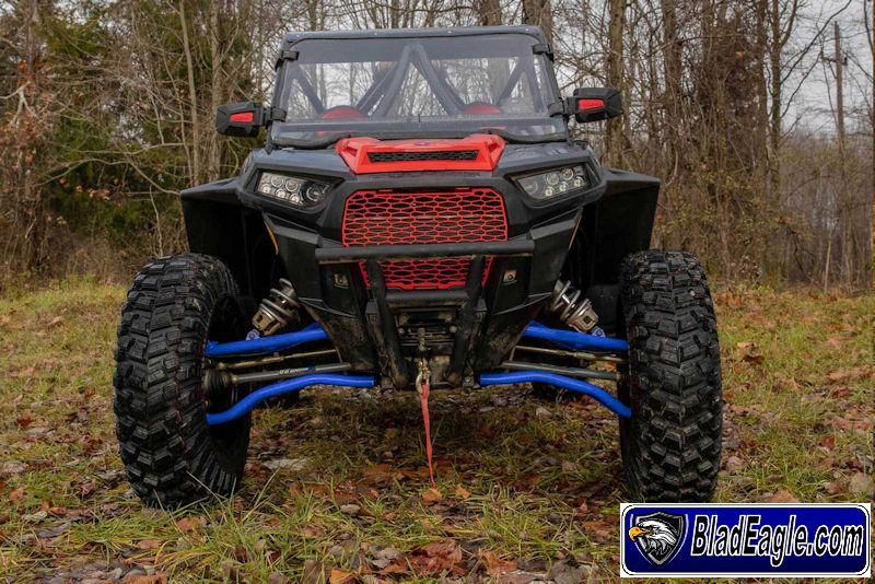 Offset High clearance A arms uniball RZR Turbo
