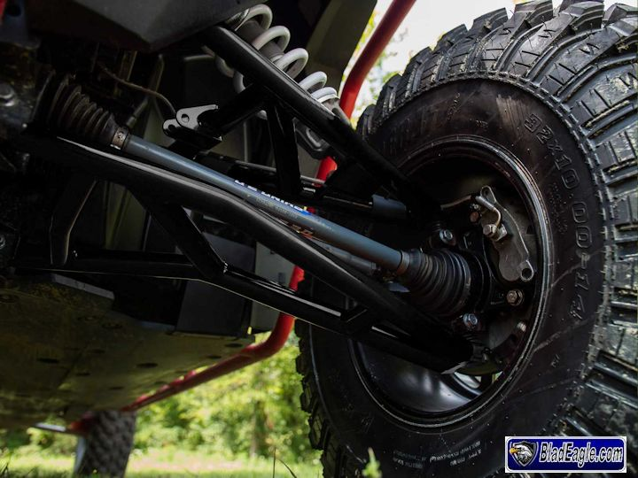 Upper A arms racing RZR 1K