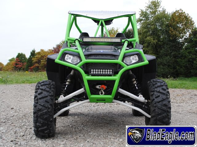Kit triangle avant incurvé 1.5  RZR 900XP