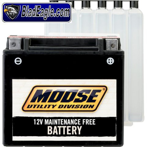 Battery Moose 12 Volts 30 amps