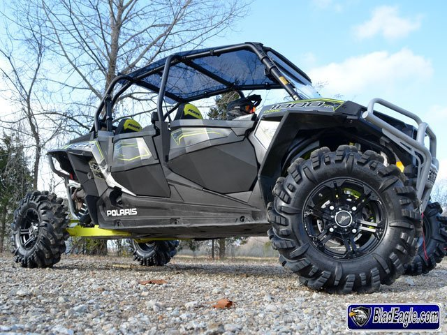 kit demi porte alu RZR 4