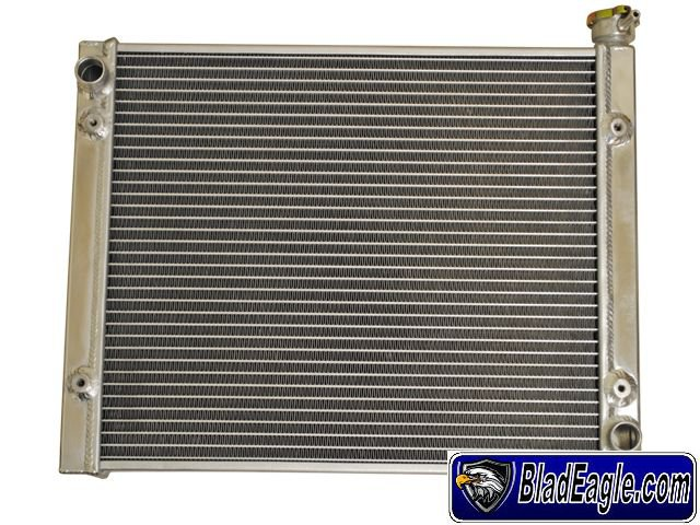 Heavy duty radiator RZR 1000XP