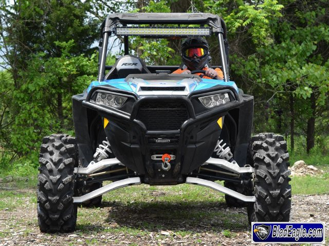 Kit triangles avant HD incurvés Offset RZR 1K