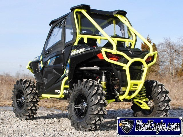 Rear High clearance forward offset A-arms RZR 900S