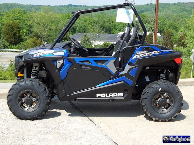 Half doors kit alu RZR 900 50