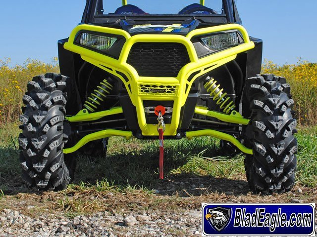 Kit triangles avant HD incurvés RZR 900