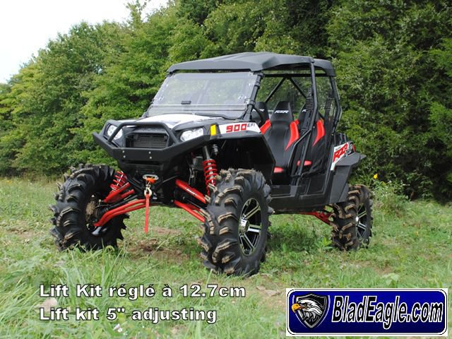 Lift kit 3 - 5  complet RZR 900XP