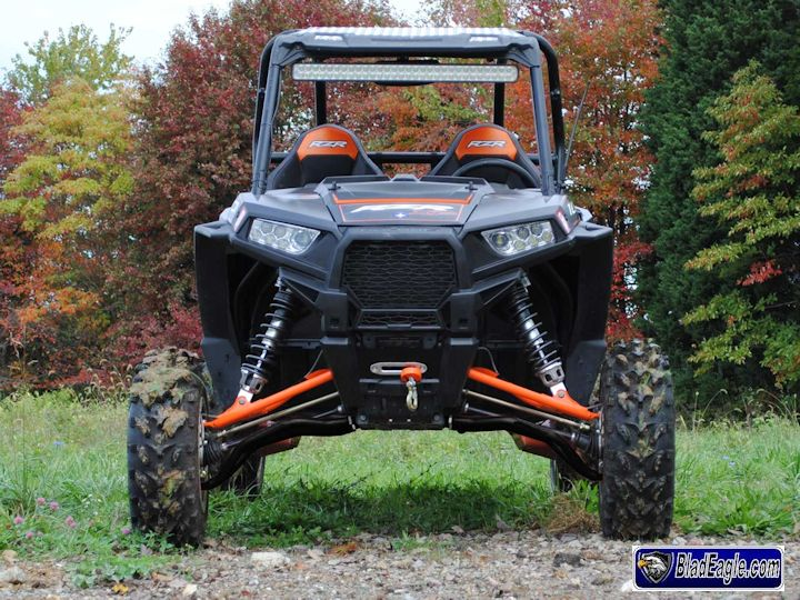Kit triangle inferieur incurvé racing RZR 1K