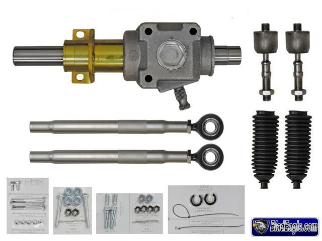 Heavy Duty Rack & Pinion kit RZR 900S
