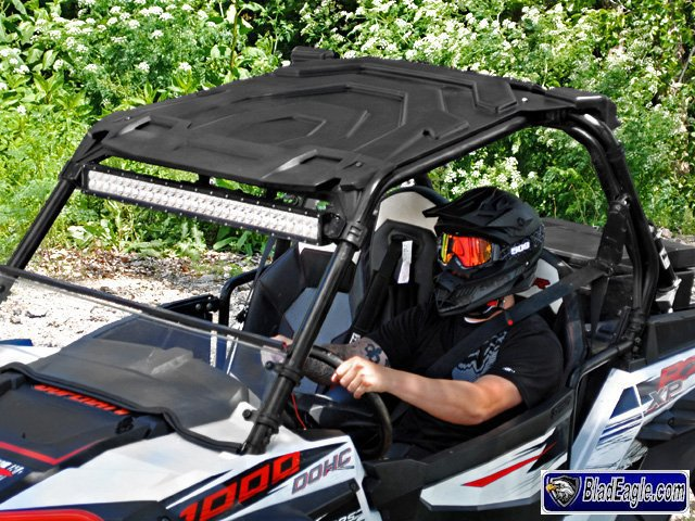 Heavy Duty plastic Roof RZR 1K