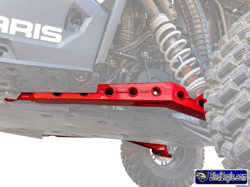 Rear trailing arms high clearance RZR 1000XP