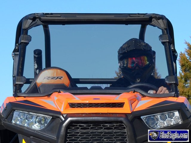 Heavy duty windshield light tint RZR 1K