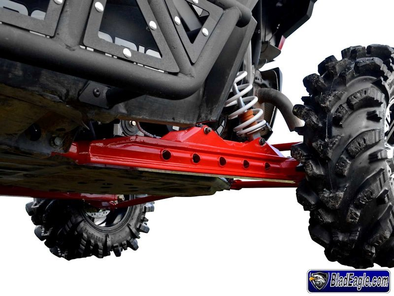 Rear trailing arms racing RZR 1000 XP