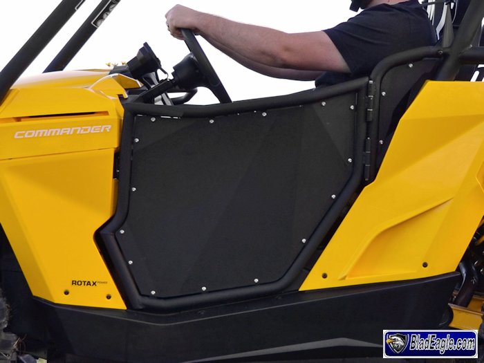 Heavy duty Doors alu Can Am Commander