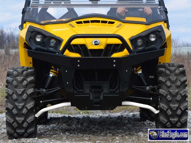 High clearance front A arms Can Am Commander