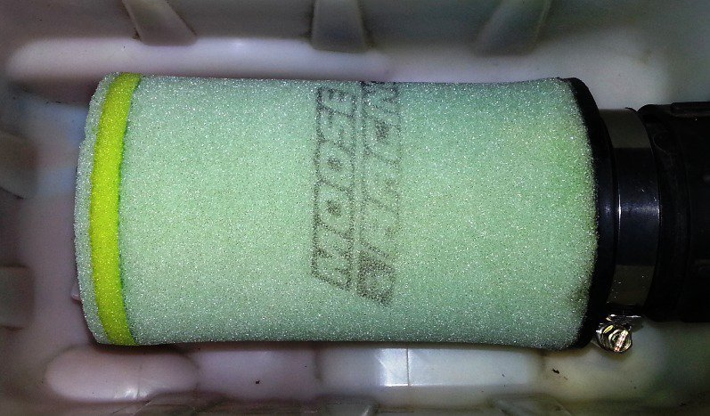 Pre oiled foam air filter 500 Scrambler/Sportsman