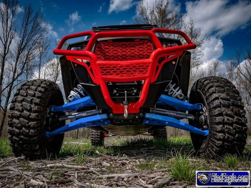 Boxed A arms High Clearance RZR 1000XP
